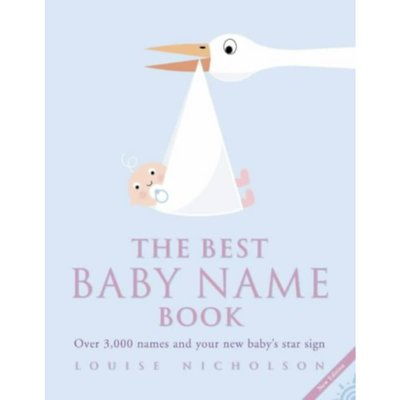 Best Baby Name Book
