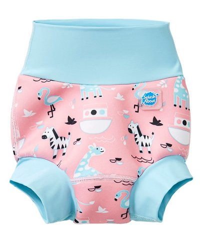 Splash About happy nappy - nina's ark small (0-3 months)