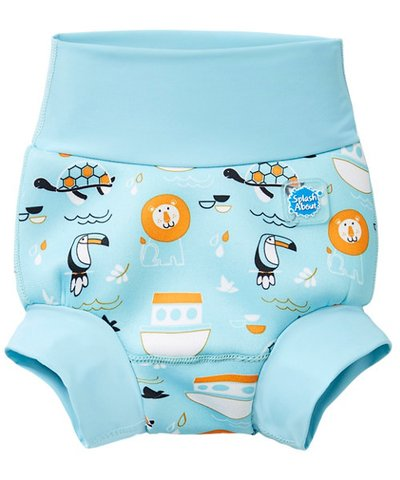 Splash About happy nappy - noah's ark small (0-3 months)