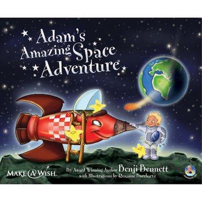 Adams Cloud Space Adventure