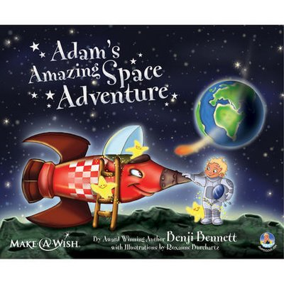 Adams Cloud Space Adventure