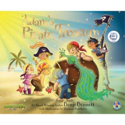 Adams Cloud Pirate Treasure