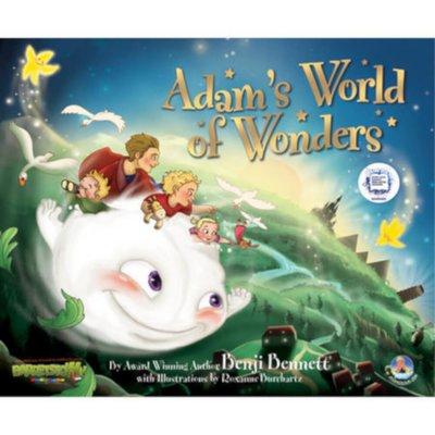 Adams Cloud World Of Wonder