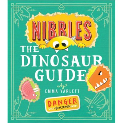 Nibbles the Dinosaur Guide Book