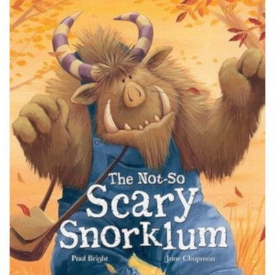 the not so scary snorklum