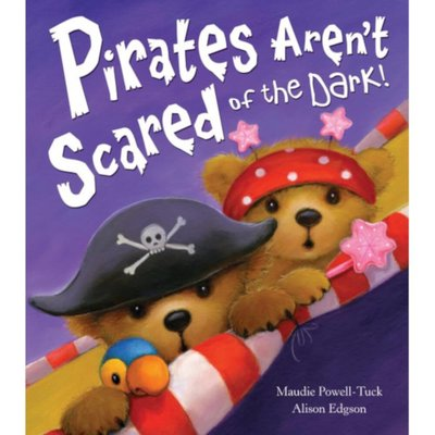 pirates arent scared of the dark