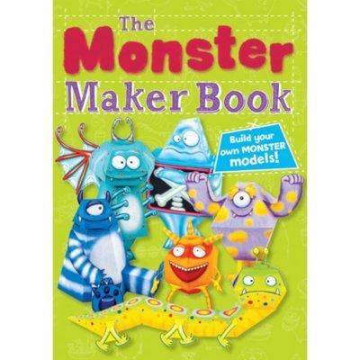 the monster maker book