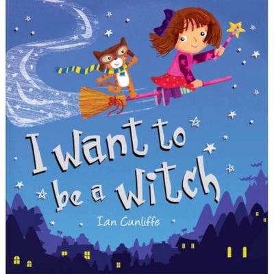 I want to be a witch