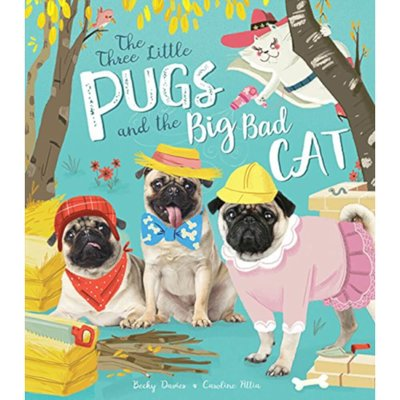 Three Little Pugs