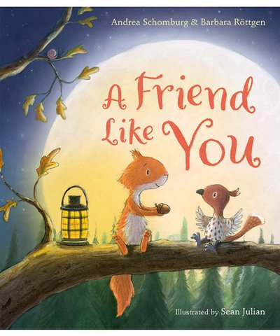 a friend like you