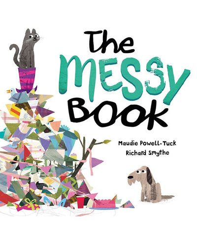the messy book