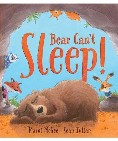 bear cant sleep