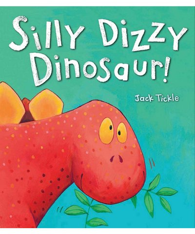 silly dizzy dinosaur