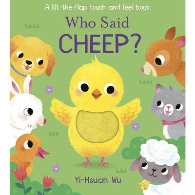 Who Said Cheep?
