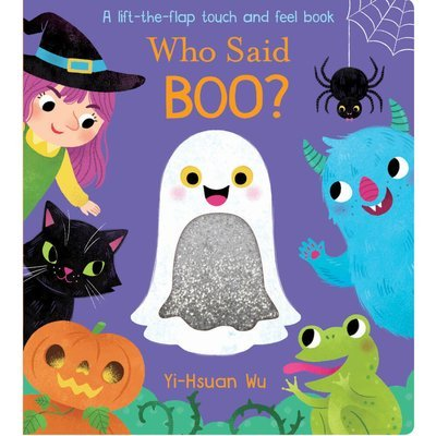 Who Said Boo?