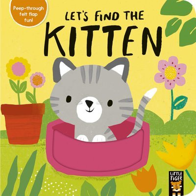 Lets Find the Kitten