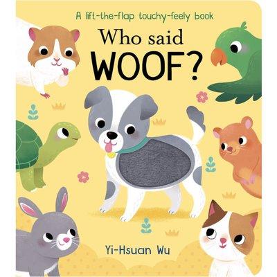 Who Said Woof?