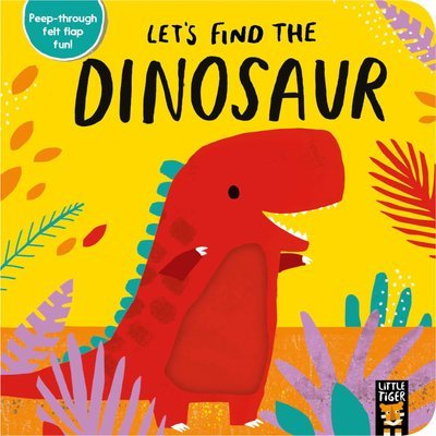 Lets Find the Dinosaur