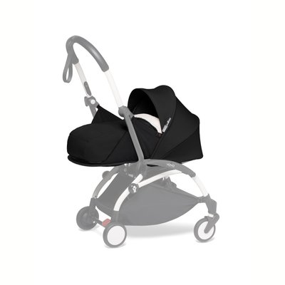 BABYZEN YOYO 0+ Newborn Pack - Black