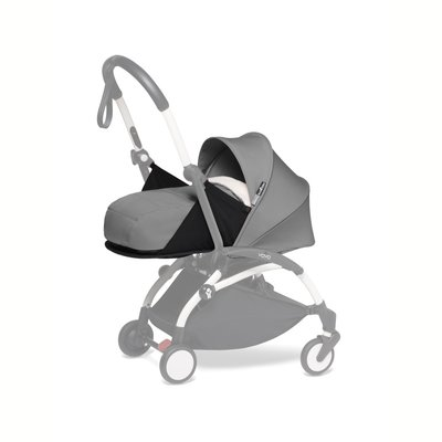 BABYZEN YOYO 0+ Newborn Pack - Grey