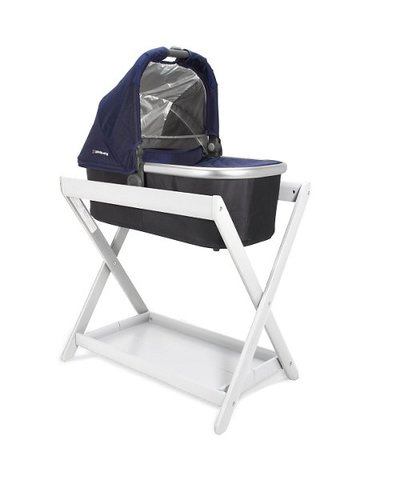 Uppababy Vista / Cruz Carrycot Stand - White