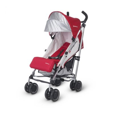 Uppababy G-LUXE Stroller Denny - Red