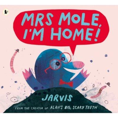 Mrs Mole Im Home