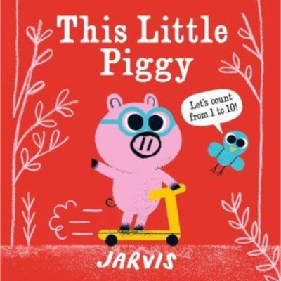 This Little Piggy: A Counting Book