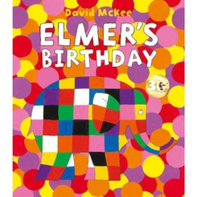 Elmers Birthday