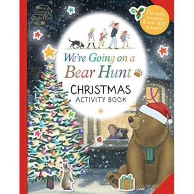 Going on a Bear Hunt Christmas Activity Book
