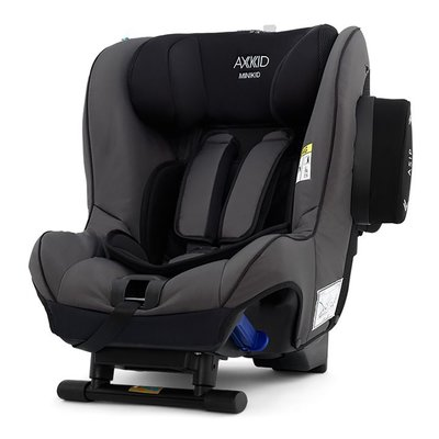 Axkid Minikid 2.0 Car Seat - Granite - Default