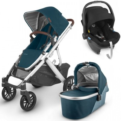 Uppababy Vista Pushchair & Mesa Car Seat Bundle