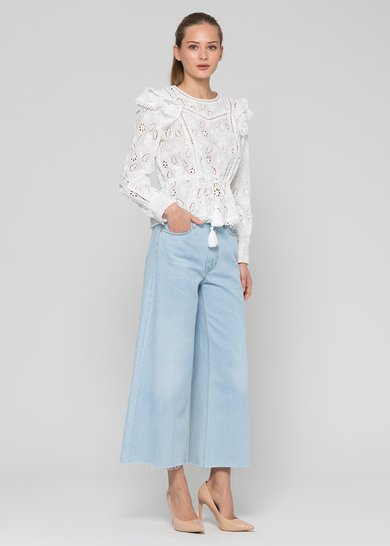 Pantalone denim OLAIT