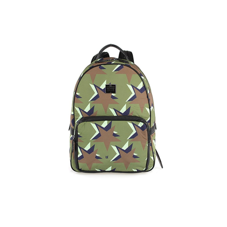 Soft Nylon Backpack 004
