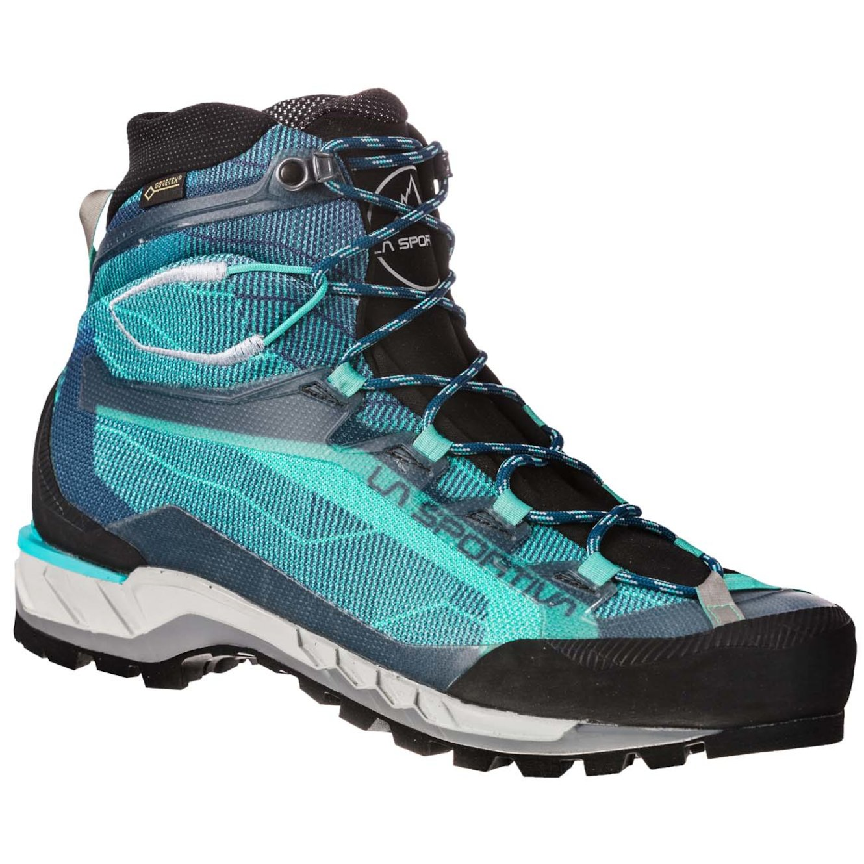 La Sportiva Trango Tech GTX Shoes Damen aquaopal