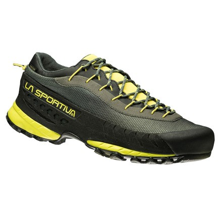 La Sportiva Mens TX4 GORE-TEX Trail Walking Shoes Black Blue Sports Outdoors