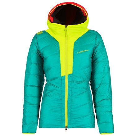 - WOMAN - Frequency Down Jacket W - Image