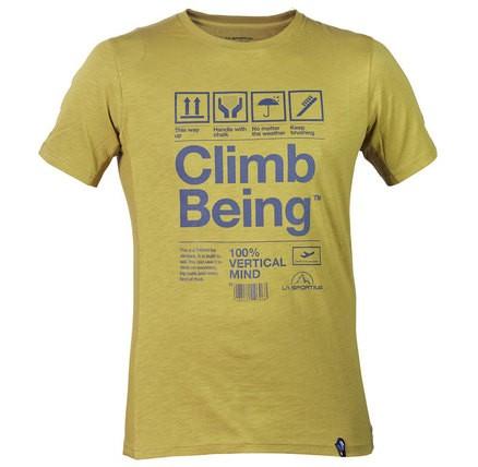 Climb Being T-Shirt M