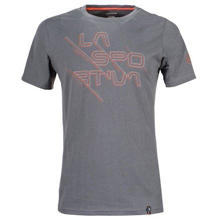 Sliced Logo T-Shirt M