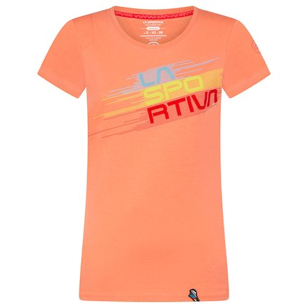 Stripe Evo T-Shirt W