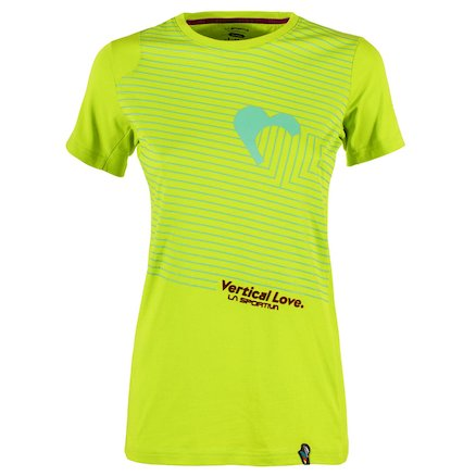 Vertical Love T-Shirt W