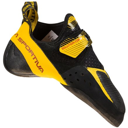 Mens Rock Climbing Shoes - MALE - Solution Comp - Image