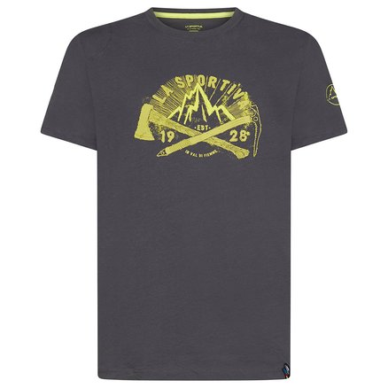 Mens Mountaineering T-shirts - MALE - Hipster T-Shirt M - Image