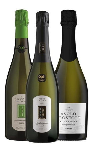JUNE LIVE TASTING - Prosecco Discovery Tasting 18/06/2021 - Ticket for 2