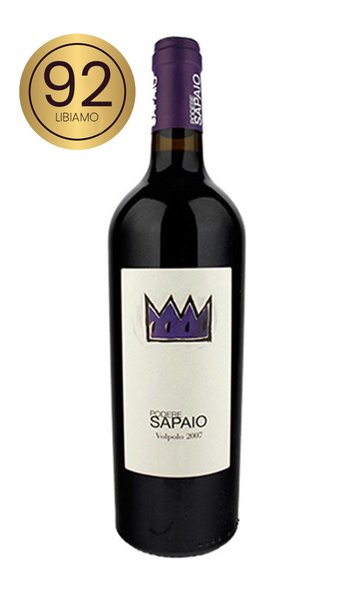 "Bolgheri Rosso ""Volpolo"" 2016 by Podere Sapaio (Case of 3 – Italian Red Wine)"