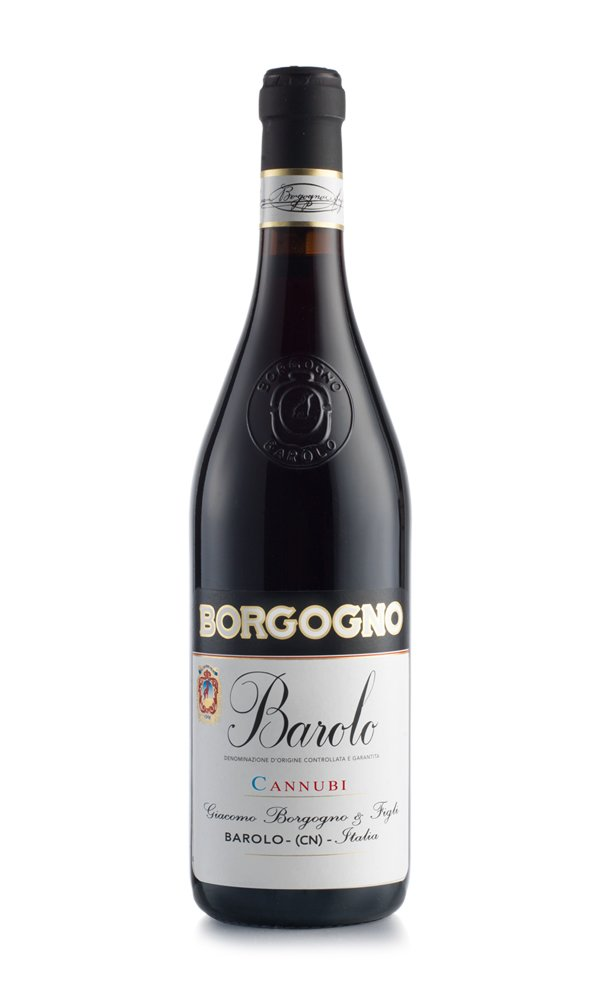 Barolo Cannubi 2010 by Borgogno (Italian Red  Wine)