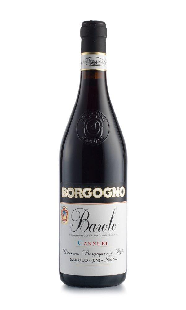 Barolo Cannubi 2010 by Borgogno (Italian Red  Wine)
