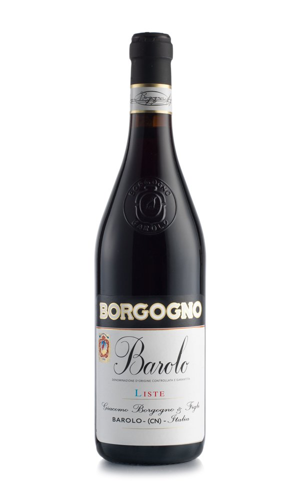 Barolo Liste 2010 by Borgogno (Italian Red  Wine)