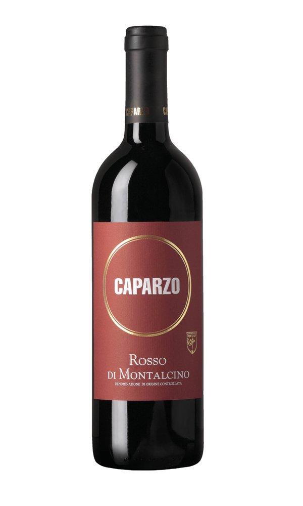 Rosso di Montalcino by Caparzo (Italian Red Wine)