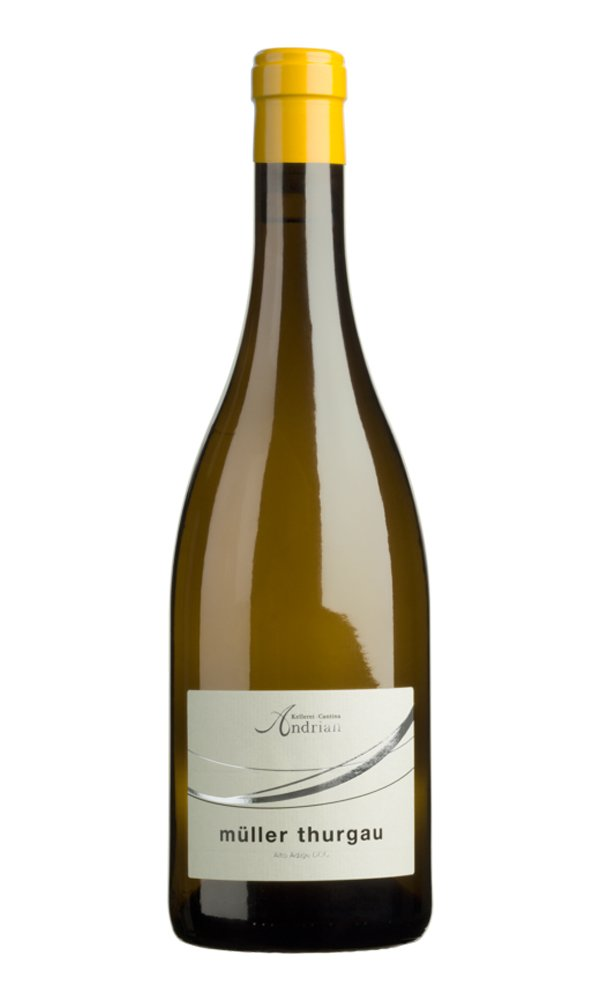 "Müller-Thurgau by Cantina Andriano (Case of 3 "" Italian White Wine)"